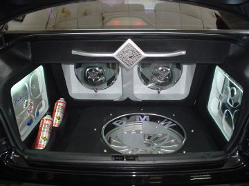 BMW – Som Personalizado