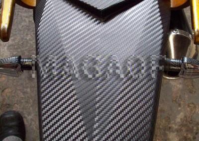 CB 300 Adesivagem em Fibra de Carbono 3M DI-NOC
