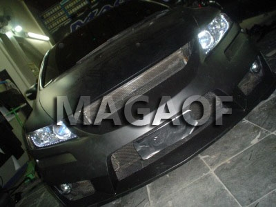 New Civic Envelopamento Preto Fosco