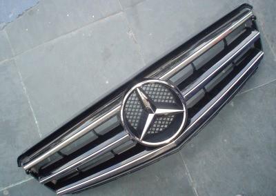 Grades A Mercedes A (antes da aplicação)