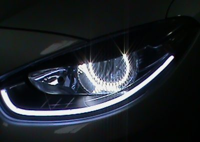 Farol C Leds E Angel Eyes Magaof