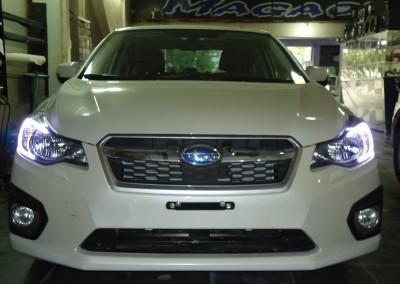 Subaru Impreza (Frontal)