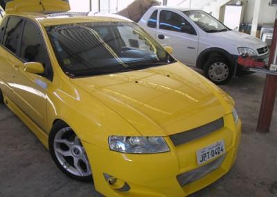 Fiat Stilo – DSL Spyder