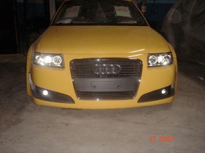 Audi A3 – Modelo Sportback Parachoque Esportivo