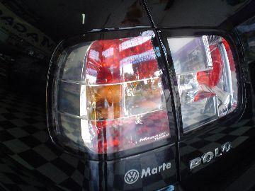 Polo Sedan c/ Borda Preta
