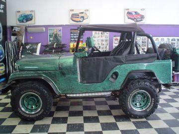 Jeep Marmorizado