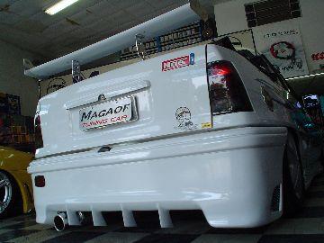 Kadet – Traz. Modelo M2