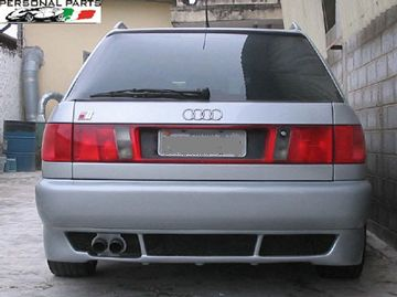 Audi A80 – Traz. Modelo RS4