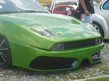 Fiat Coupê – Modelo Modena