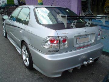Honda Civic até 99 – Traz. Modelo Strator