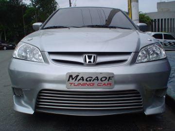 Honda Civic 2005 – Modelo Especial