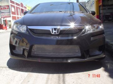 New Civic – Modelo Zinco