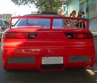 GT 3000 – Traz. Modelo Zinco