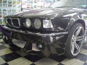 BMW 750 – Modelo Exclusivo