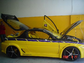 Projeto Mazda