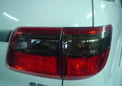 Toyota SRV – Pintura Vermelho Candy