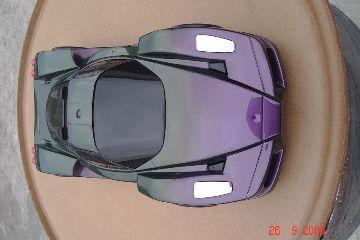 Camaleon Purple-Green