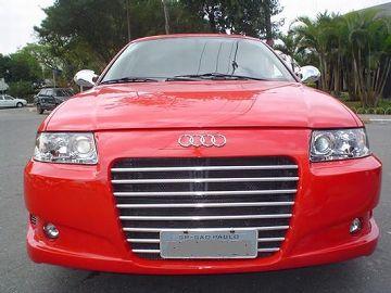 Audi A3 – Modelo Bocão