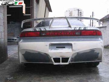 GT 3000 – Traz. Modelo Modena 2