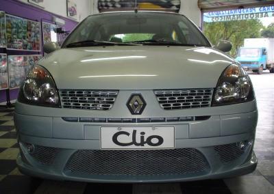 Clio 2 – Parachoque Dianteiro (Mod. PT1)