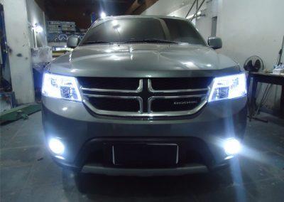 Dodge Journey (Frontal)